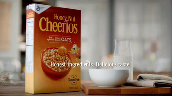 Honey Nut Cheerios TV Spot, 'Kiss of Honey' - Thumbnail 6