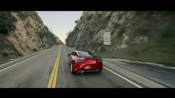 2018 Lexus LC TV Spot, 'Lane Valet' - Thumbnail 1