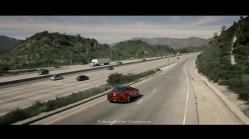2018 Lexus LC TV Spot, 'Lane Valet' - Thumbnail 2