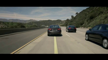 2018 Lexus LC TV Spot, 'Lane Valet' - Thumbnail 5