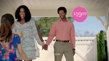 JCPenney The Easter Sale TV Spot, 'Floral Tops and Waffle Makers' - Thumbnail 5