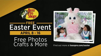 Bass Pro Shops TV Spot, 'Henleys, Fish Fryers & Easter' - Thumbnail 5