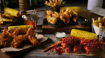 Chili's Chicken Crispers TV Spot, 'Audaces sabores' [Spanish] - Thumbnail 4