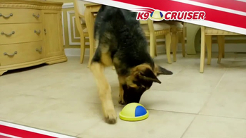 K9 Cruiser TV Spot, 'Play With Your Dog' - Thumbnail 5