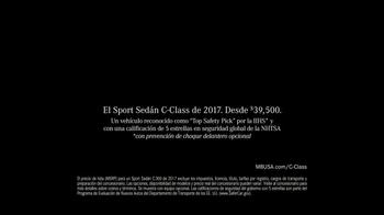 2017 Mercedes-Benz C-Class TV Spot, 'El otro yo' [Spanish] [T1] - Thumbnail 8