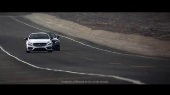 2017 Mercedes-Benz C-Class TV Spot, 'El otro yo' [Spanish] [T1] - Thumbnail 4