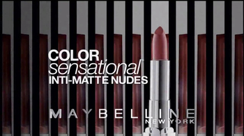 Maybelline Color Sensational Inti-Matte Nudes TV Spot, 'Íntimo' [Spanish] - Thumbnail 3