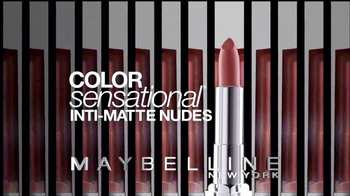 Maybelline Color Sensational Inti-Matte Nudes TV Spot, 'Íntimo' [Spanish] - Thumbnail 8