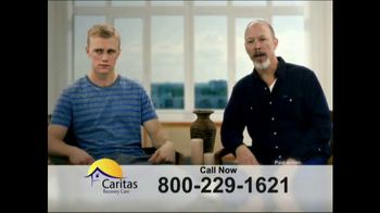 Caritas Recovery Care TV Spot, 'The First Step'