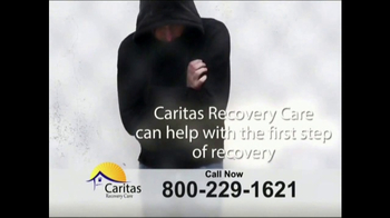 Caritas Recovery Care TV Spot, 'The First Step' - Thumbnail 4