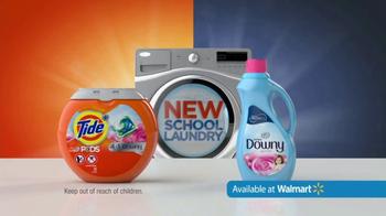 Tide PODS Plus Downy TV Spot, 'New School Laundry' - Thumbnail 6