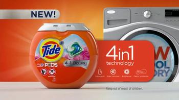 Tide PODS Plus Downy TV Spot, 'New School Laundry' - Thumbnail 3