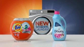 Tide PODS Plus Downy TV Spot, 'New School Laundry' - Thumbnail 5
