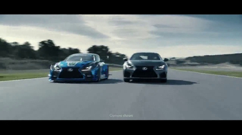 Lexus High Performance TV Spot, 'Leave a Mark' [T1] - Thumbnail 4