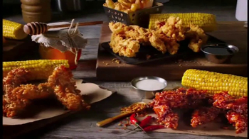 Chili's Chicken Crispers TV Spot, 'Bold Flavors' Song by Lynyrd Skynyrd