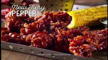 Chili's Chicken Crispers TV Spot, 'Bold Flavors' Song by Lynyrd Skynyrd - Thumbnail 6