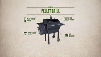 Cabela's TV Spot, 'Every Day Value Products: Pellet Grill' - Thumbnail 7
