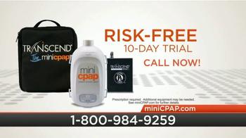 Transcend miniCPAP TV Spot, 'On the Go' - Thumbnail 8