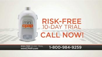 Transcend miniCPAP TV Spot, 'On the Go' - Thumbnail 5