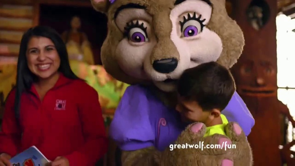 Great Wolf Lodge TV Commercial, 'Itinerary'