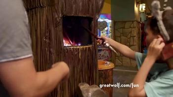 Great Wolf Lodge TV Spot, 'Itinerary' - Thumbnail 3