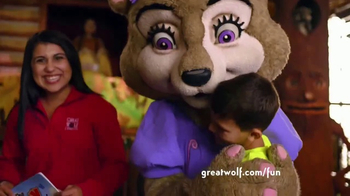 Great Wolf Lodge TV Spot, 'Itinerary'