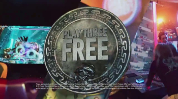 Dave and Buster's TV Spot, 'Play Our Pirates Games FREE' - Thumbnail 3