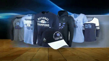 NCAA Championship Store TV Spot, 'Congratulations North Carolina' - Thumbnail 2
