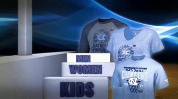 NCAA Championship Store TV Spot, 'Congratulations North Carolina' - Thumbnail 6
