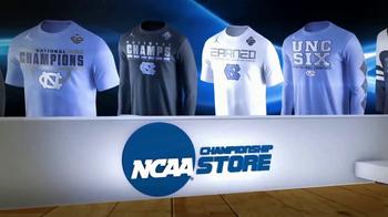NCAA Championship Store TV Spot, 'Congratulations North Carolina' - Thumbnail 7