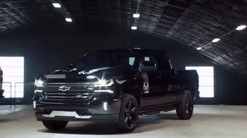 Chevy Bonus Tag Event TV Spot, 'Chevy Silverado Special Editions' [T2] - Thumbnail 5