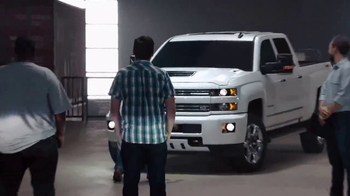 Chevy Bonus Tag Event TV Spot, 'Chevy Silverado Special Editions' [T2] - Thumbnail 6
