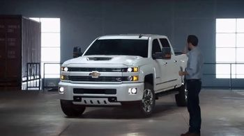 Chevy Bonus Tag Event TV Spot, 'Chevy Silverado Special Editions' [T2]