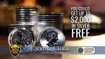 Augusta Precious Metals Home Delivery Gold IRA TV Spot, 'Store Retirement' - Thumbnail 7