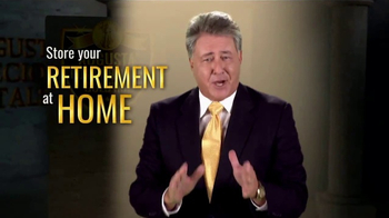 Augusta Precious Metals Home Delivery Gold IRA TV Spot, 'Store Retirement' - Thumbnail 1