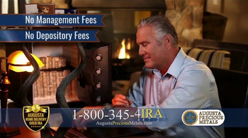 Augusta Precious Metals Home Delivery Gold IRA TV Spot, 'Store Retirement' - Thumbnail 3