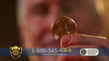 Augusta Precious Metals Home Delivery Gold IRA TV Spot, 'Store Retirement' - Thumbnail 5