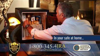 Augusta Precious Metals Home Delivery Gold IRA TV Spot, 'Store Retirement'