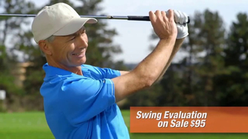 GolfTEC Swing Evaluation TV Spot, 'Channel Your Passion' - Thumbnail 9