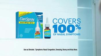 ClariSpray TV Spot, 'Every Pill On the Shelf' - Thumbnail 6