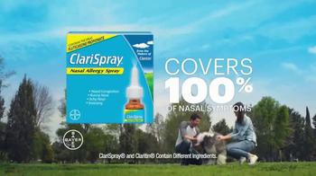 ClariSpray TV Spot, 'Every Pill On the Shelf' - Thumbnail 7