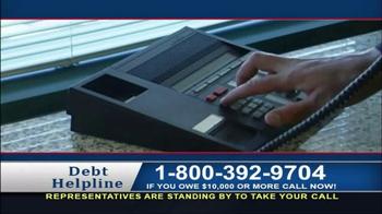 Debt Helpline TV Spot, 'Struggling' - Thumbnail 2