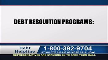 Debt Helpline TV Spot, 'Struggling' - Thumbnail 3