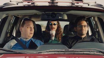 GEICO Emergency Roadside Service TV Spot, 'Empty Gas Tank' - 2920 commercial airings