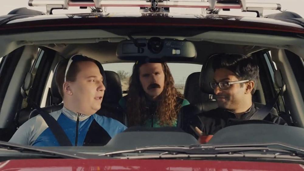 Roadside Assistance State Farm >> GEICO Emergency Roadside Service TV Commercial, 'Empty Gas ...