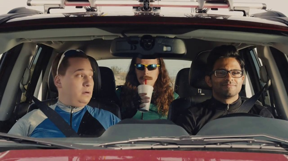 GEICO Emergency Roadside Service TV Commercial, 'Empty Gas Tank'