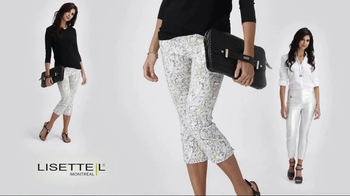 Lisette L TV Spot, 'Fashion Forward' - Thumbnail 2