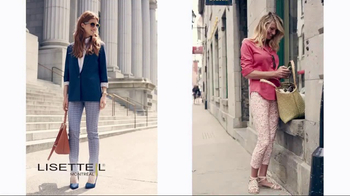 Lisette L TV Spot, 'Fashion Forward' - Thumbnail 4