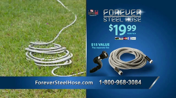 Forever Steel Hose TV Spot, 'Always Struggling' - Thumbnail 9