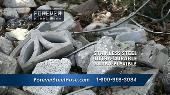 Forever Steel Hose TV Spot, 'Always Struggling' - Thumbnail 2